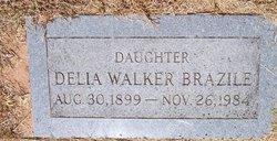 Delia <i>Walker</i> Brazile