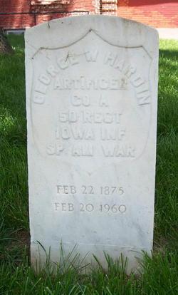 George W. Hardin