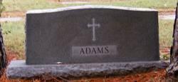 Anna Elizabeth <i>Loughborough</i> Adams