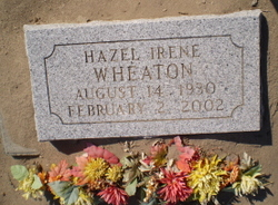 Hazel Irene <i>Morris</i> Wheaton