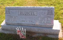 Carl F Rudicel