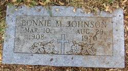 Bonnie Myrtle <i>Goodmon</i> Johnson