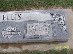 Lesley Forrest Ellis