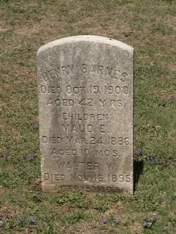 Walter W. Barnes