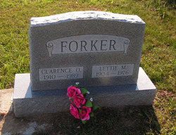 Clarence O Forker