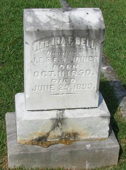 Ida Frances <i>Joiner</i> Bell