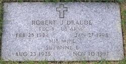 Robert J Draude