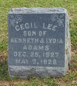 Cecil Lee Adams