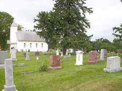 Blair Chapel Cemetery