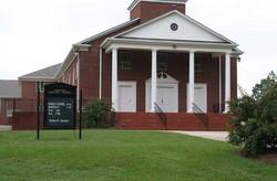 Goucher Baptist Church Cemetery
