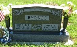 Donald E Byrnes