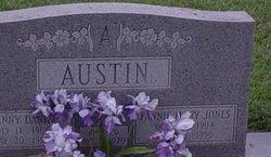 Fannie Mary <i>Jones</i> Austin