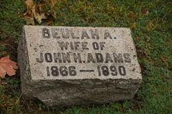 Beulah A. Adams
