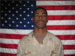 Corp Marcus A. Cain