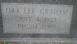 Ora Lee <i>Graham</i> Bridges