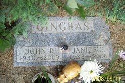 John R Gingras