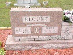 Ruth L <i>Hartley</i> Blount