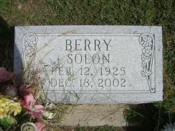 Solon Edward Berry