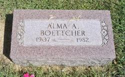 Alma A. Boettcher