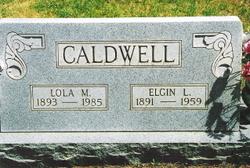 David Elgin Lafaett Caldwell
