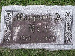 Margaret Ann <i>Hinchcliff</i> Hall