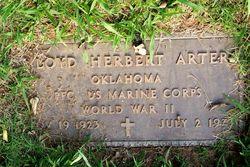 Floyd Herbert Arter