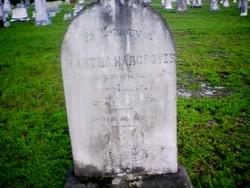 Martha A <i>Brinson</i> Hargroves