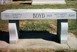 Clinton DeWitt Boyd, Jr