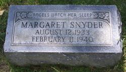 Margaret June Snyder