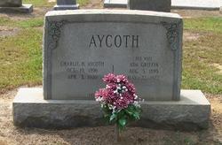 Charlie H Aycoth