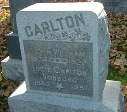 John William Carlton
