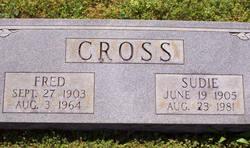 Sudie Belle <i>Ray</i> Cross