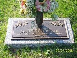 Susie <i>Smith</i> Brown