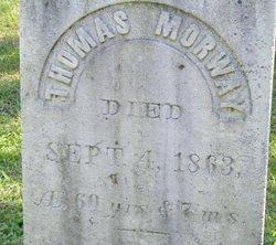 Thomas Morway