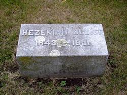 Hezekiah Blunt