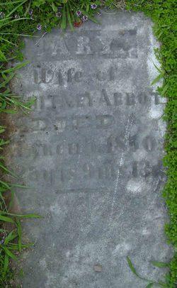 Mary Eleanor <i>Lopies</i> Abbot