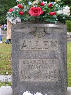 Blanch Lee <i>Brooks</i> Allen