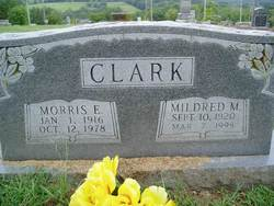 Mildred Marie <i>DeMoss</i> Clark