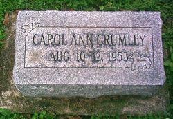 Carol Ann Crumley