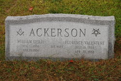 William Leslie Ackerson