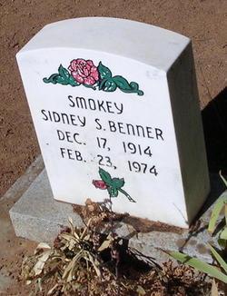 Sidney S. Smokey Benner