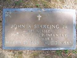 John A. Starling