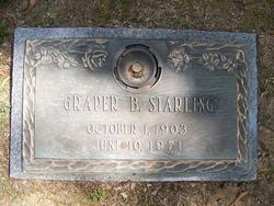 Graper B. Starling