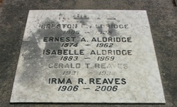 Isabelle Aldridge