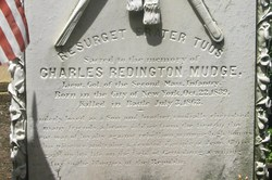 Charles Redington Mudge