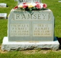 Ina Geneva <i>Hankins</i> Ramsey