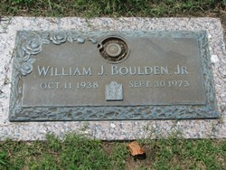 William James Boulden, Jr