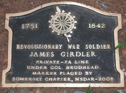 Pvt James Girdler
