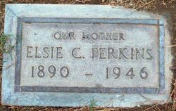 Elsie C. <i>Morley</i> Perkins