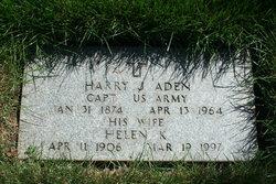 Helen K Aden